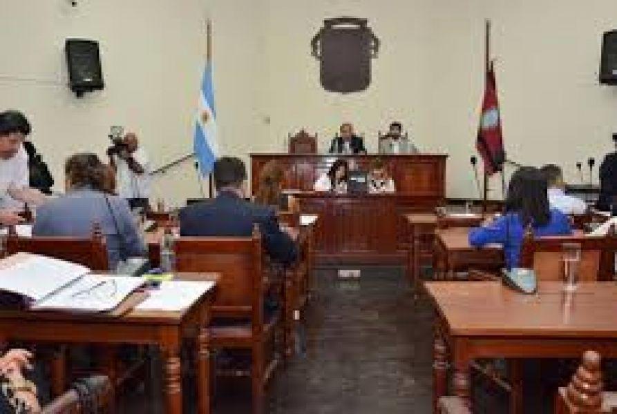La denuncia del Concejo Deliberante fue cursada ante el Ministerio de Ambiente y Producción de la Provincia.