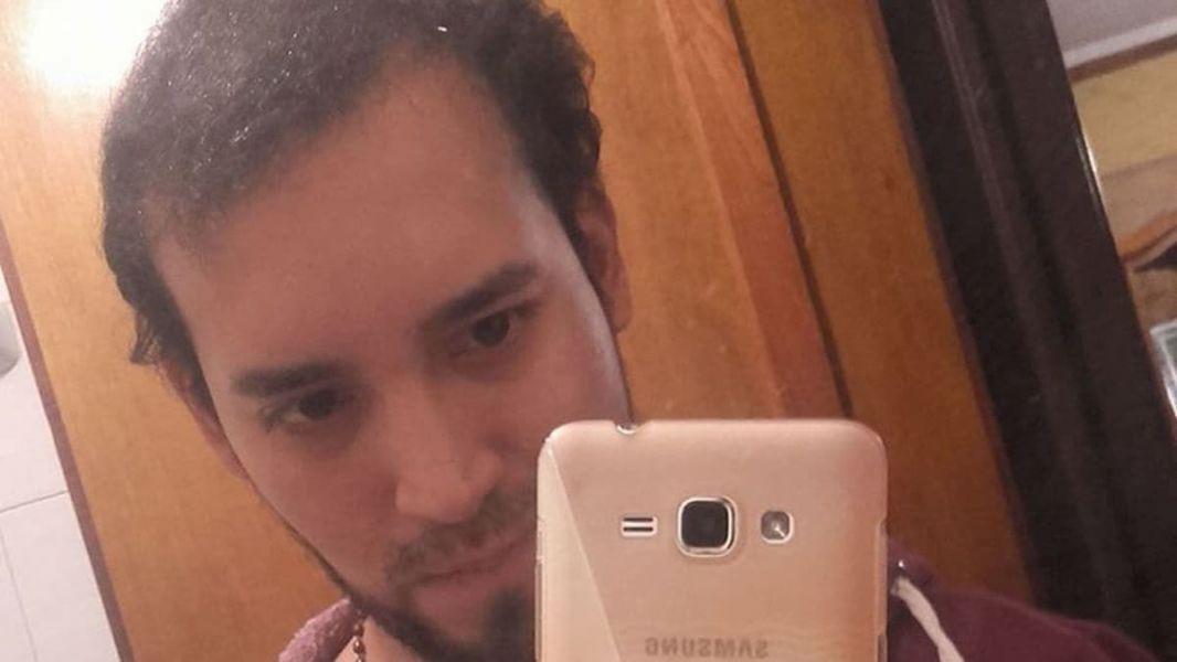 Gaspar Cinco, acusado por el femicidio por el envenenamiento de Alejandra Párraga y hijo.