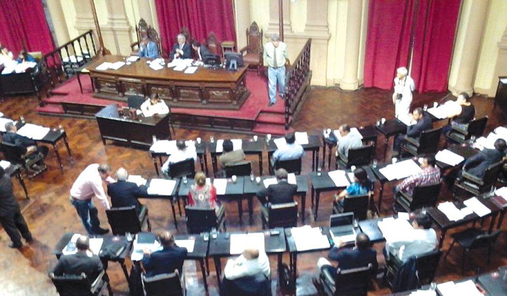La Cámara baja sesionará hoy con los diputados de reciente asunción.