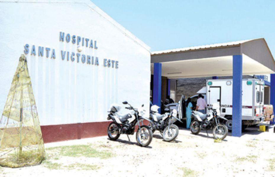 Otra muerte del niño de dos años por deshidratación en Santa Victoria Este, ocurrió el sábado pasado.