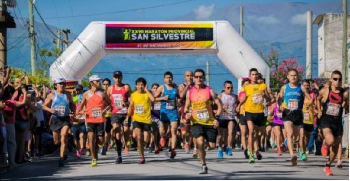 """La edición número 28 de la tradicional """"Maratón San Silvestre"""", se pondrá en marcha desde las 9 en Rosario de Lerma."""