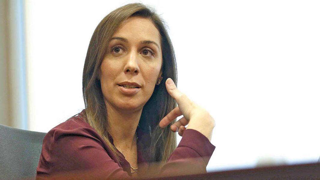 Para Suteba, hay incumplimiento de compromisos de la gobernadora María Eugenia Vidal.