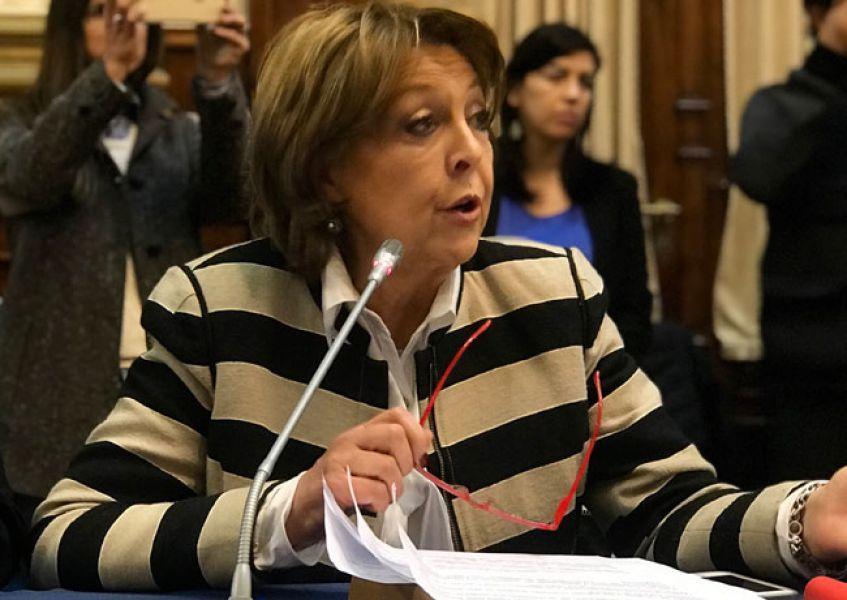 """""""Estamos saldando una deuda en el proceso de designación del Defensor del Niño"""", sostuvo la Senadora Norma Durango."""