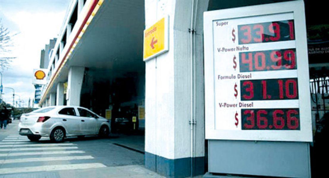 El aumento del gasoil es resultado del aumento del biodiesel y de las alteraciones cambiarias, dijeron desde Nación.