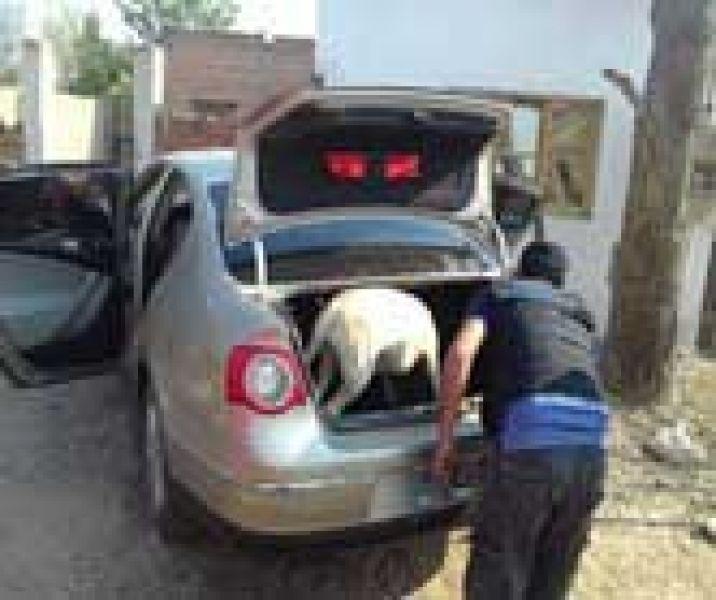 Hubo dos operativos antidrogas de la Policía y Gendarmería en Hipólito Yrigoyen.