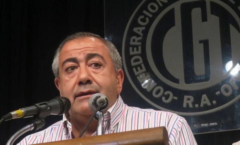 Hector Daher. La decisión del paro, sin fecha por ahora, se alcanzó durante la reunión que la mesa chica de la CGT realizó el martes.