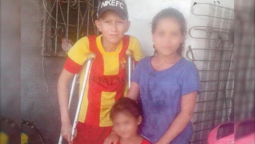 La mamá presa por transportar drogas en Salta, se reencontrará hoy con su hijo en Santa Cruz Bolivia. (Foto Infobae).