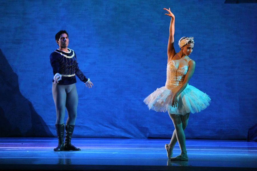 Fin de semana con funciones de danza clásica con integrantes del ballet estable en el Teatro Provincial.