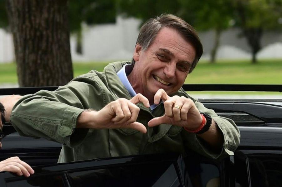 Con la elección de Jair Bolsonaro, empieza a montar el viraje total de Brasil hacia una derecha pura y dura.