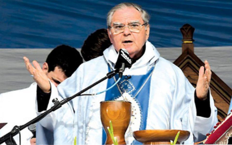 """Monseñor Ocar Ojea, presidente de la Conferencia Episcopal dijo a 94 obispos: """"Debemos ahondar el camino de nuestra conversión personal y eclesial""""."""