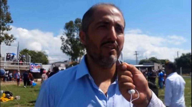 Juan Manuel Nazr se refirió al Regional Amateur 2019.