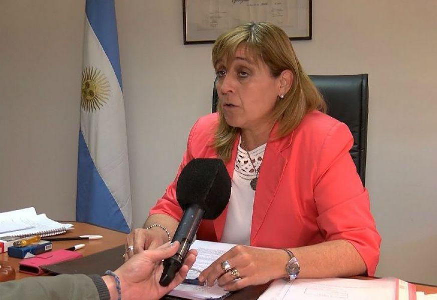 La jueza Marta Yañez dialogó a través de teleconferencia, durante cuatro horas con familiares de submarinistas salteños.