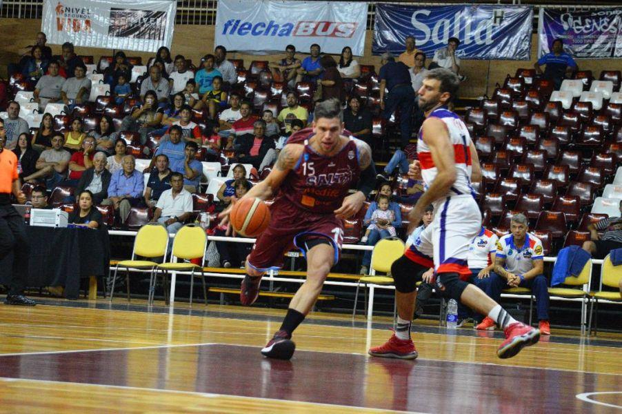 Salta Basket, en Ceres, va por otro triunfo fuera de casa.