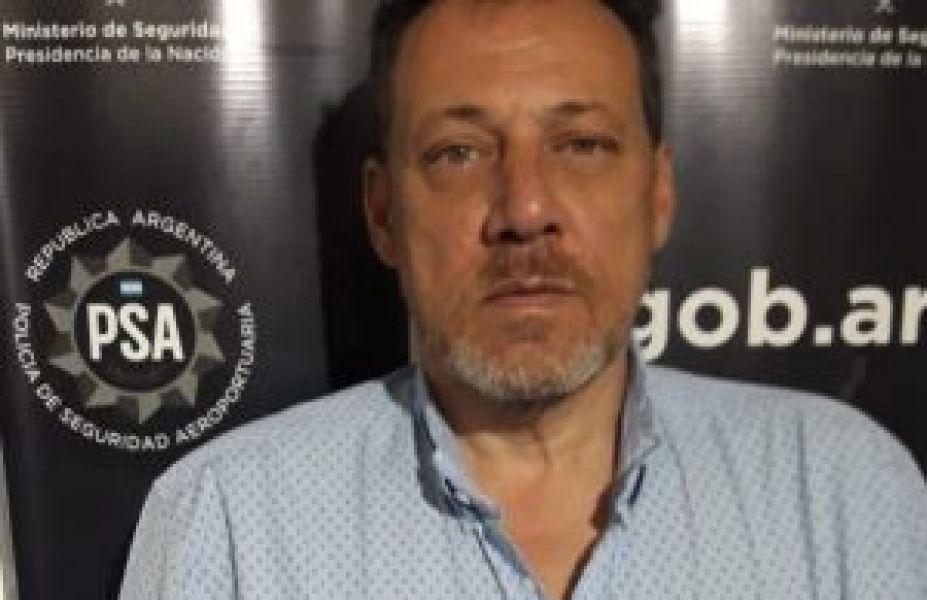 Prisión preventiva, procesamiento y embargo por 16 millones de pesos para Rafael Resnick Brenner, ex delegado de la AFIP en Salta.