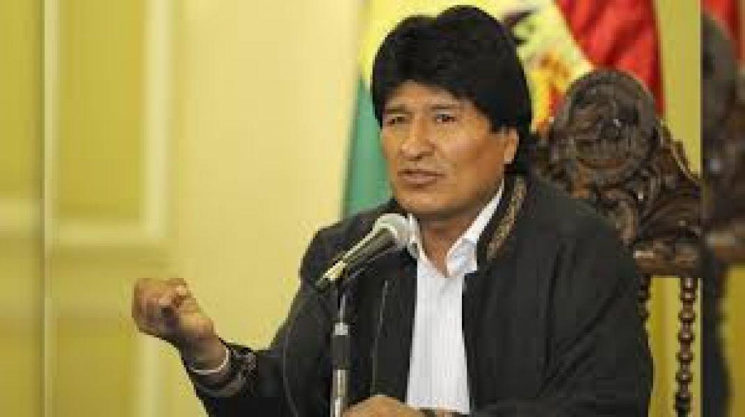 El presidente Evo Morales, con luz verde para definir su cuarto mandato.
