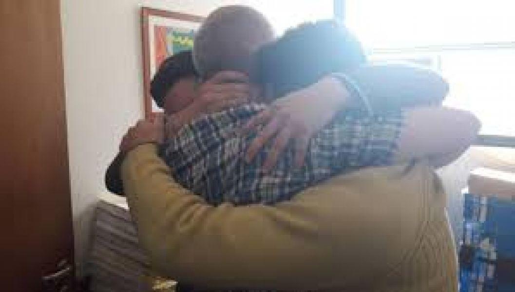 Axel Ezequiel Abraham Salomón y Kevin Gamal Abraham Salomón, los dos jóvenes musulmanes acusados de terroristas fueron liberados.