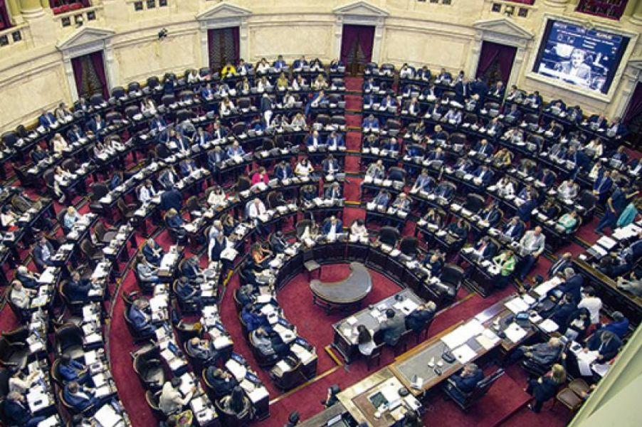 La Cámara de Diputados aprobó la nueva reforma del Código Procesal Penal con 134 votos a favor y 55 en contra.