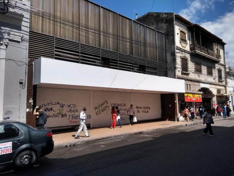 En el edificio de Mitre 355, donde antes funcionaban dependencias de la Anses, ahora atenderán a afiliados del IPS.