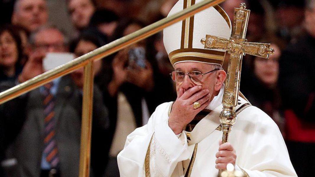 Francisco fue criticado por la comunidad internacional por la situación que están atravesando los venezolanos y nicaragüenses.