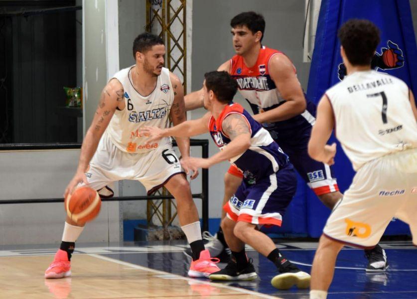 Salta Basket vuelve a entrenar en el Delmi, tras la brillante semana que cerraron el sábado en Santiago.