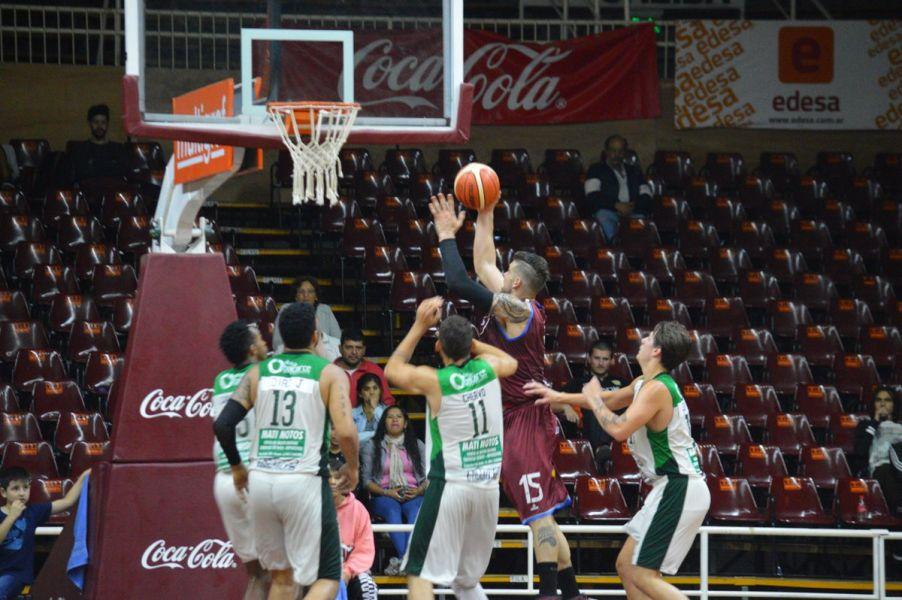 Salta Basket volvió al triunfo ante Sp. América de Rosario.