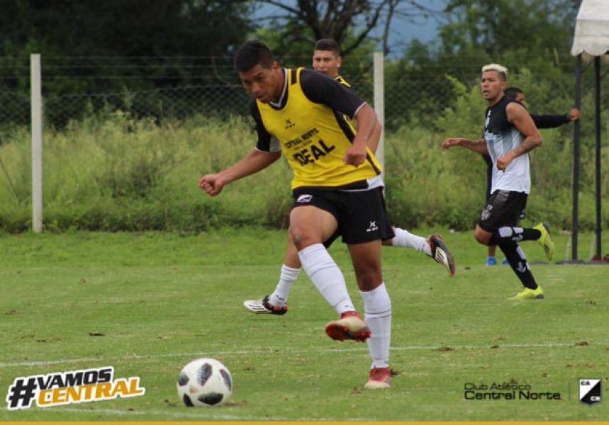 """El """"Cuervo"""" debuta el viernes ante Peñarol. Gentileza: @CACNoficial"""