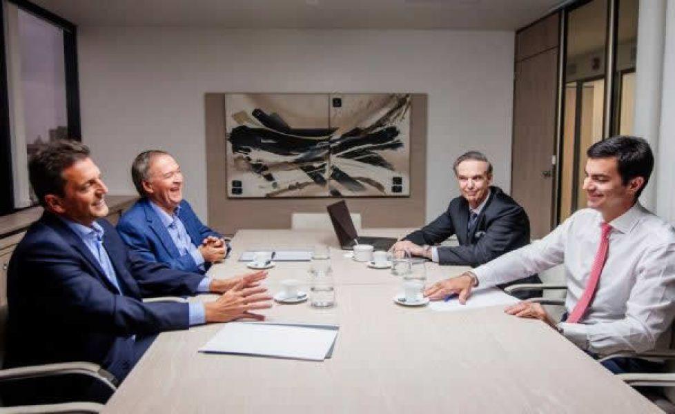 Alternativa Federal fue impulsada desde mediados de año por Miguel Ángel Pichetto, Sergio Massa, Juan Manuel Urtubey, y Juan Schiaretti.