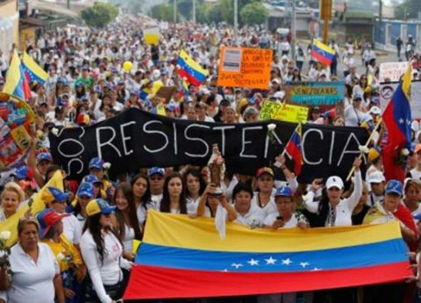 Venezuela sigue convulsionada. Para esta semana están convocadas marchas a favor y en contra de Nicolás Maduro.