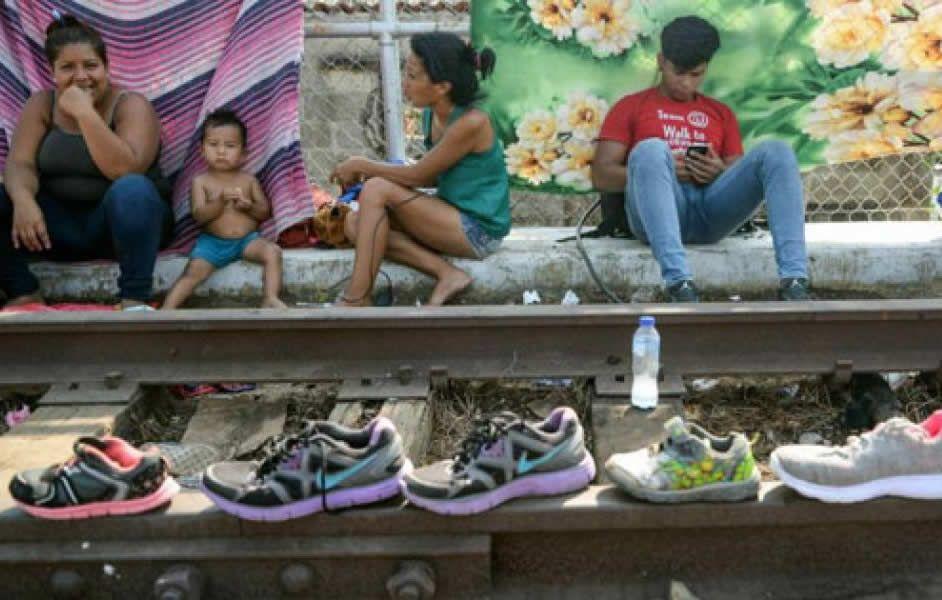 Los migrantes serán regresados a México para que esperen una decisión del proceso de asilo en los tribunales estadounidenses.