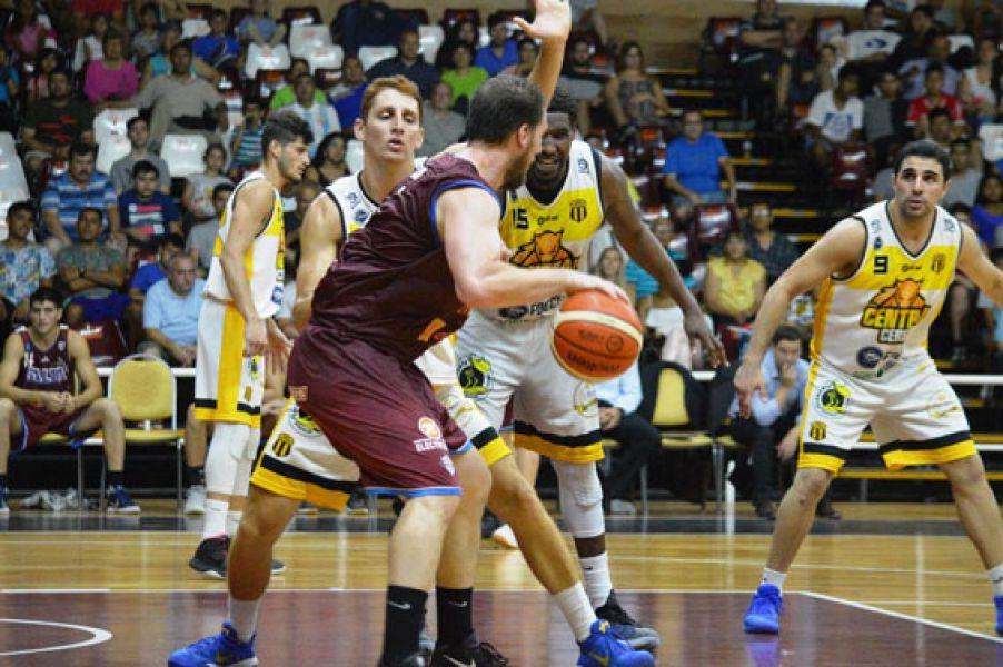 """""""Goyo"""" Eseverri, pieza fundamental en Salta Basket."""