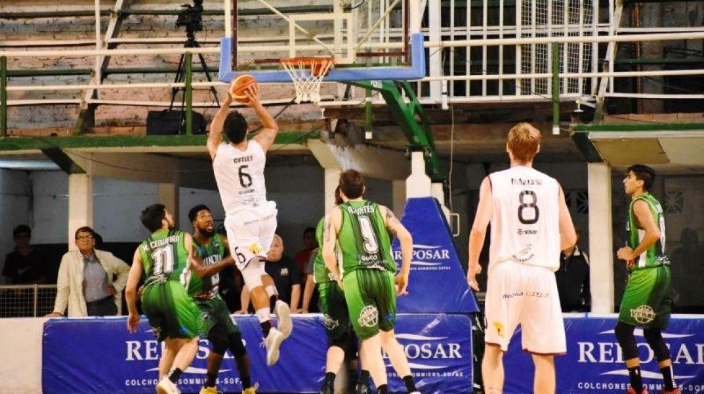 Salta Basket buscará recuperarse ante Oberá TC de Misiones.