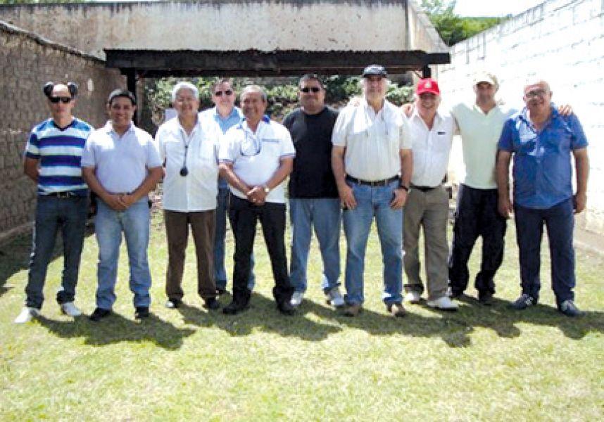 Integrantes del torneo Batalla de Salta.