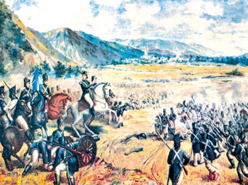 Belgrano detuvo a los realistas en su avance hacia el sur, lo que permitió cerrar las fronteras al norte.