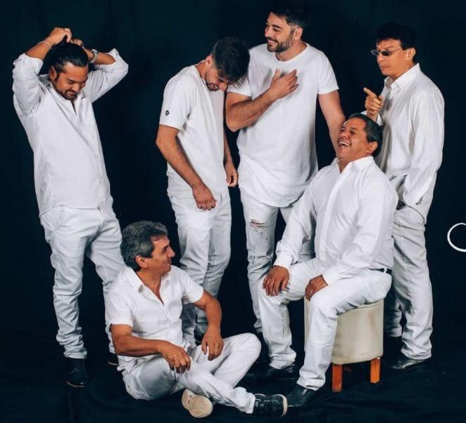 """""""Cautivo Salteños"""", lanzan hoy por las plataformas musicales su primer disco y mañana comparten escenario en Lumbreras con Sergio Galleguillo."""