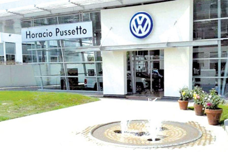 La sanción por trato indigno al cliente, a las empresas Volskwagen y Pusseto S.A. asciende a $350 mil.