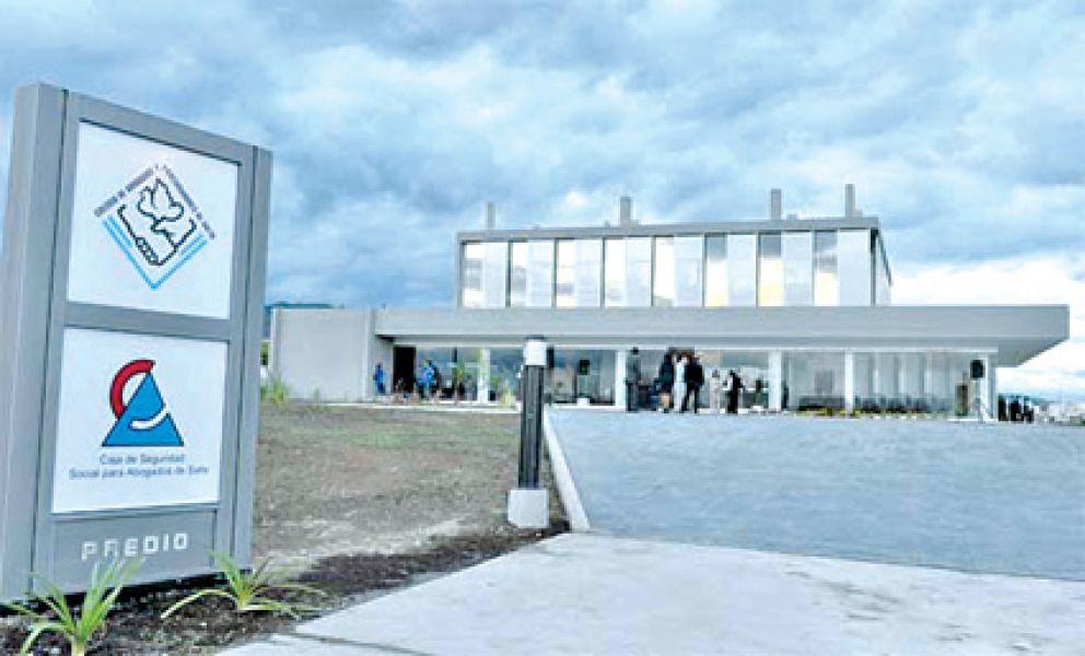 Sede del Colegio de Abogados.