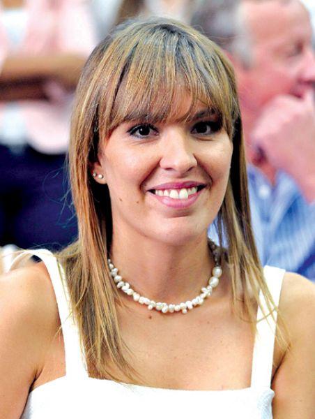 Concejal Romina Arroyo (GSC).