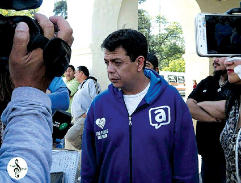 Luis González, titular de la Asociación TGD Padres TEA Salta.