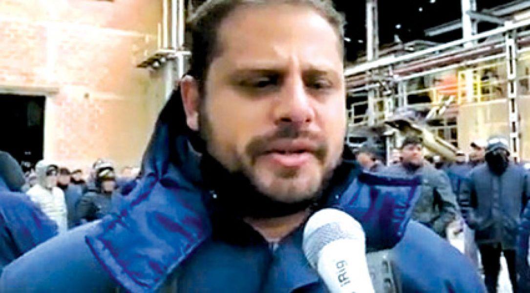 Mariano Cuenca. La unidad de los gremios del sector refuerza los reclamos sindicales en un contexto de cierres, despidos y crisis.