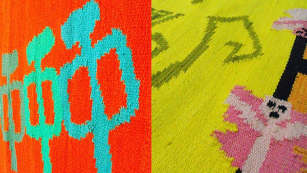 Se abre en nuestra ciudad una muestra de tapices, arte textil un oficio ancestral que con el tiempo ha ido perdiendo cultores.