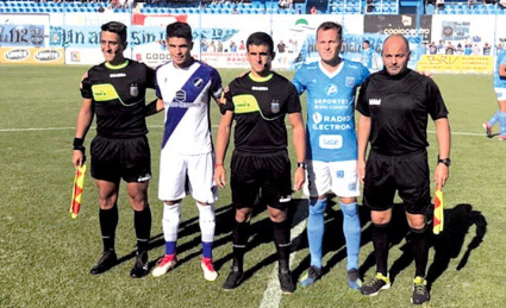Alvarado se quejó del arbitraje tendencioso de Novelli Sanz.