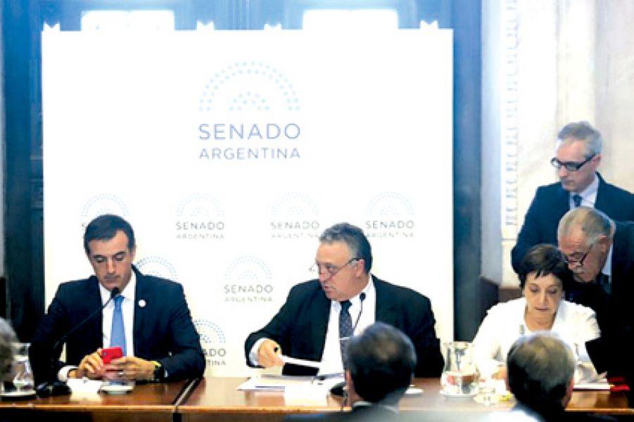 """""""El proyecto que estamos impulsando tiene que ver con disminuir la informalidad en la Argentina"""", dijeron desde el oficialismo."""