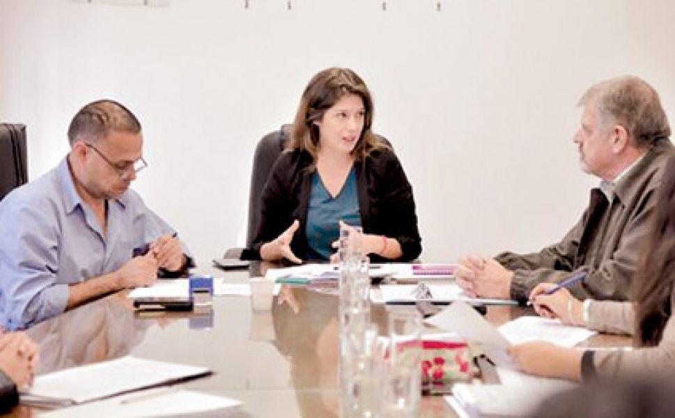 Reunión de la comisión de Derechos Humanos y Garantías Constitucionales.