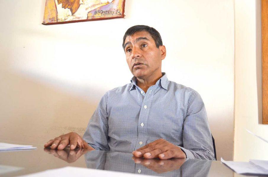 """""""No sabemos si en algún otro punto del país existe un vertedero que haya pasado por esta situación"""", dijo Almeda desconcertado."""