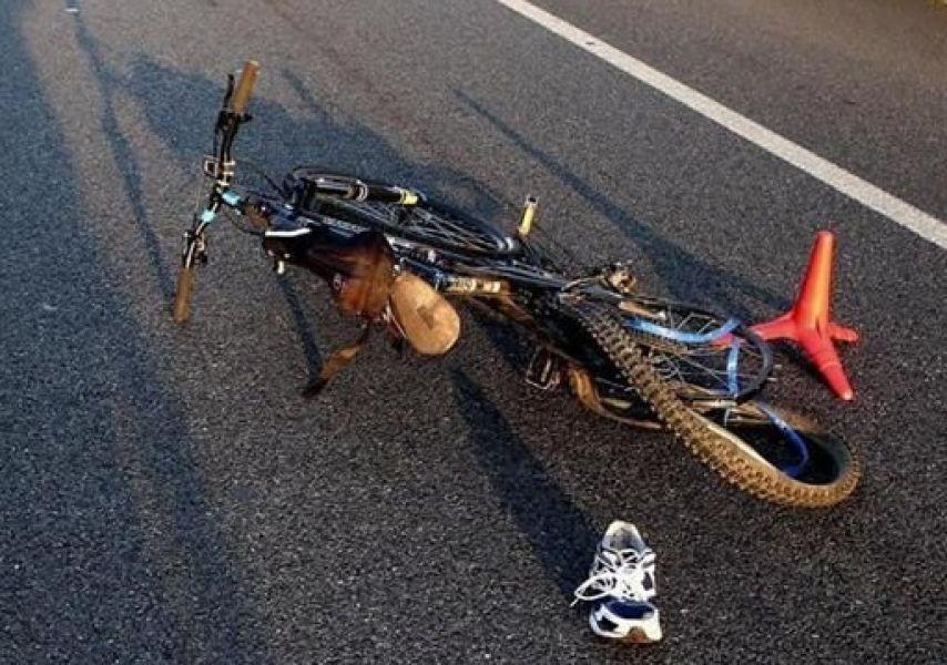 Un ciclista estuvo diez días agonizando, finalmente dejó de existir como consecuencia de las graves lesiones sufridas luego de ser atropellado.