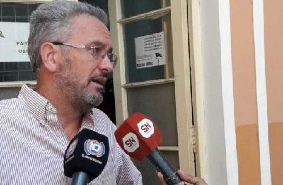 Claudio del Plá hizo las denuncias sobre la entrega de subsidios al Opus Dei en la última sesión de Diputados.