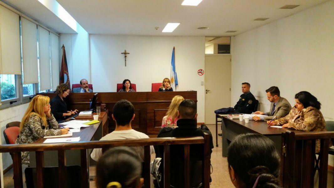 Hoy será el turno de los alegatos y el veredicto final contra Ramón Ángel Chocobar, acusado del crimen de Cintia Tapia.