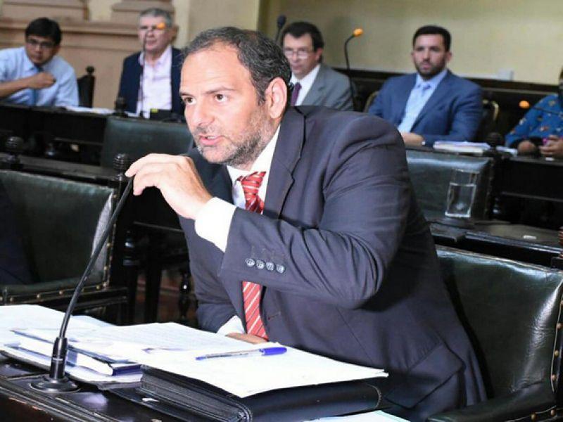 Senador Diego Pérez, (Rosario de la Frontera-PJ).