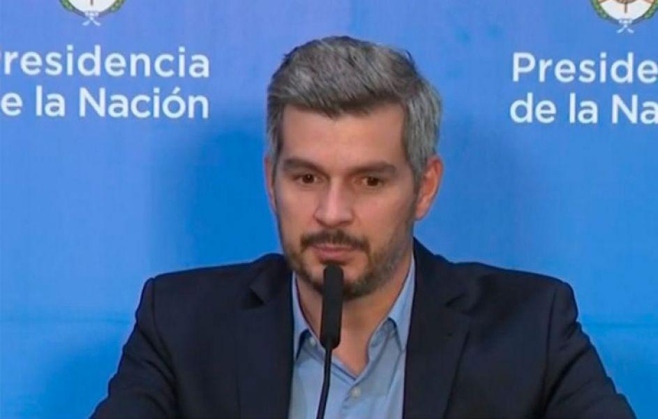 """""""Agradecemos el mensaje de Lagarde y la convicción de que la Argentina recorre un camino de normalización de la economía"""", dijo Peña."""
