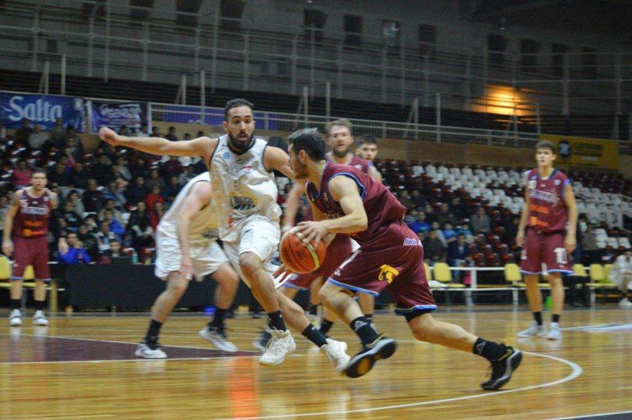 Tomás Gutiérrez, la última incorporación en Salta Basket.